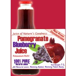 Photo of Exotic Juice Pomegranate & Blueberry 310ml