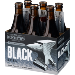 Photo of Monteiths Black Stubbies