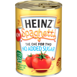 Photo of Heinz Spaghetti Salt Reduced 300gm