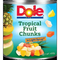 Photo of Dole Tropical Fruit 432g