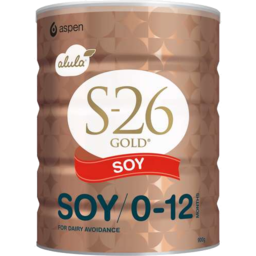 Photo of S-26 Alula Gold Soy 900gm