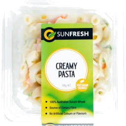 Photo of Sunfresh Salad Creamy Pasta 300gm