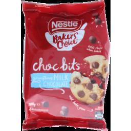 Photo of Nestle Choc Bits Baking Milk 200g