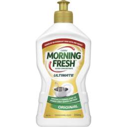 Photo of Morning Fresh Ultimate Dishwashing Liquid Original 350ml
