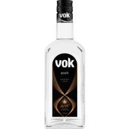 Photo of Vok Peach Liqueur