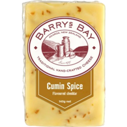 Photo of Barrys Bay Cheese Cumin Spice 140g