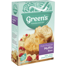 Photo of Green's Multi Purpose Muffin Base 500g