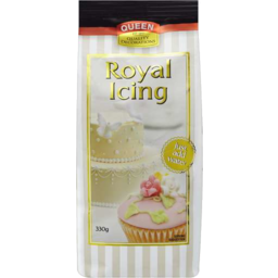 Photo of Queen Royal Icing 330gm