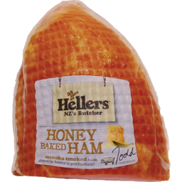 Photo of Hellers Honey Baked Ham