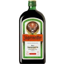 Photo of Jagermeister 700ml