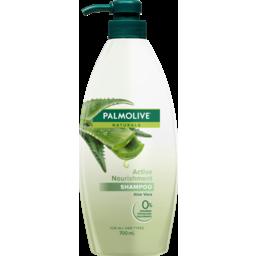 Photo of Palmolive Naturals Active Nourishment Shampoo Aloe Vera 700ml