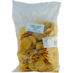 Photo of Bulk Corn Chips Organic 500g
