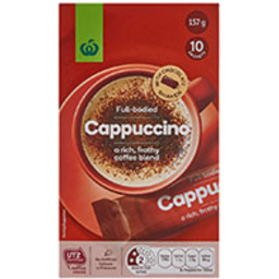 Photo of WW Coffee Stick Cappuccino 10 Pack