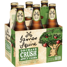 Photo of James Squire Orchard Crush Apple Bottles