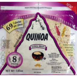 Photo of Mountain Bread Quinoa 200gm