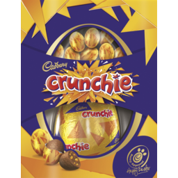 Photo of Cadbury Crunchie Egg Gift Box 184g
