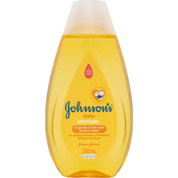 Photo of J&J Shampoo Baby Gold 200ml