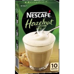 Photo of Nescafe Hazelnut 180g