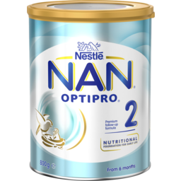 Photo of Nestle Nan Optipro 2, Follow-On Formula 6-12 Months Powder – 800g
