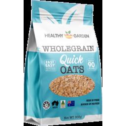 Photo of Healthy Garden Wholegrain Quick Oats 500g