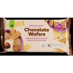 Photo of WW Wafers Chocolate Creme 125g