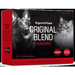 Photo of Organic Paws Original Blend - Kangaroo (8 X 275gm)