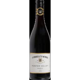 Photo of Tyrrell's Wines Hunter Valley Shiraz 2014ml