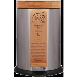 Photo of Eco Basics Rubbish Bin 3L