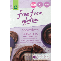 Photo of Free From Gluten Chocolate Cake 430g