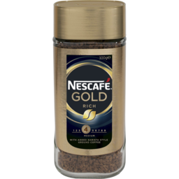Photo of Nescafe Gold Rich Int4 100gm