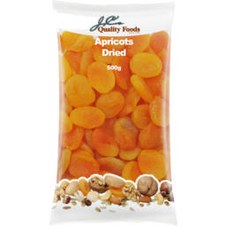 Photo of JC's Dried Apricot 500g