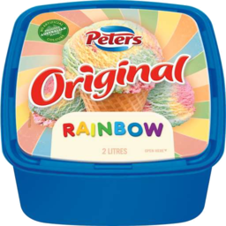 Photo of Peters Original Rainbow 2l