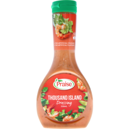 Photo of Praise Thousand Island Dressing 330ml