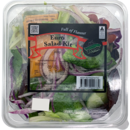 Photo of Hi Fresh Euro Salad Kit 300g