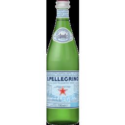 Photo of San Pellegrino Mineral Water Glass 750ml