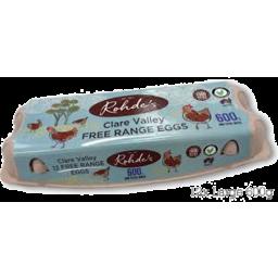 Photo of Clare Free Range Large Eggs 600g