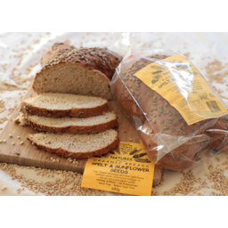 Photo of Naturis Bakery Spelt & Sunflower Loaf (Sliced)