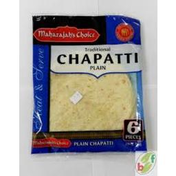 Photo of Mc Chapatti Bread Plain 280g