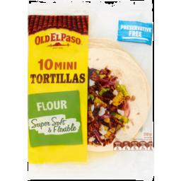 Photo of Old El Paso Tortilla Mini 10 Pack