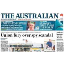 Photo of The Australian Wednesday