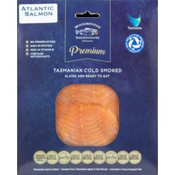 Photo of Woodbridge S. Atlantic Salmon Slices 100g