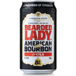 Photo of Bearded Lady 8% Can