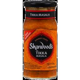 Photo of Sharwoods Simmer Sauce Tikka Masala 420g