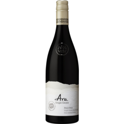 Photo of Ara Single Estate Pinot Noir 750ml