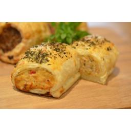 Photo of Savoury Sausage Roll Chicken, Feta & Apricot