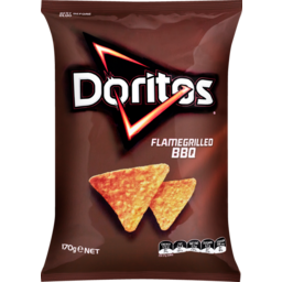 Photo of Doritos Corn Chips BBQ 170g