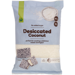 Photo of Homebrand Coconut Fine Desiccated 500g