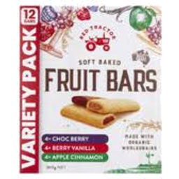 Photo of Red Tractor Soft Baked Fruit Bar Multi-pack