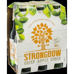 Photo of Strongbow Crisp Apple Cider Bottles