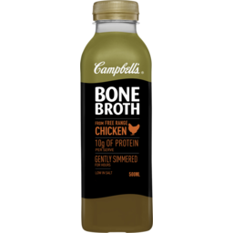 Photo of Campbell's Bone Broth From Free Range Chicken 500ml